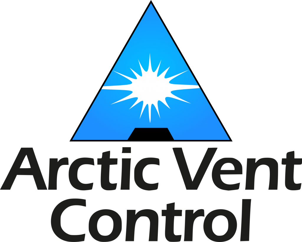Arctic vent control logo - rectangle - gefa system ventilation