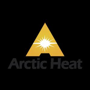 Arctic Heat logo yellow - Gefa system