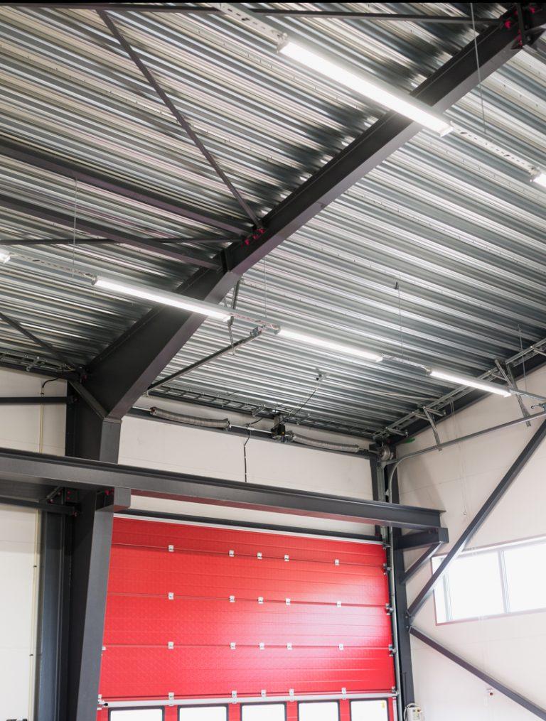 Our new workshop premises helped us become GEFA 2.0